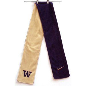 Washington Huskies - Nike Scarf - Fleece - 66 x 7